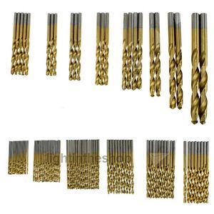 99-tlg-Titanium-beschichtet-Set-Werkzeug-HSS-Bohrersatz-1-5mm-10mm-Golden-NEU