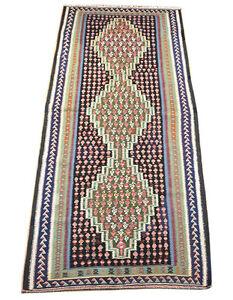 kurde-Coureurs-De-kilim-300-x-130-cm-Nomades-Tapis-kelim-carpette-tribale-1497