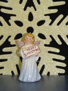 + # A009386_28 Goebel Travail Motif 41-132 Ange De Noël Avec Bouclier Tmk6 Dispositif De Sécurité-l Mit Schild Tmk6 Plombe Fr-fr Afficher Le Titre D'origine Brillant En Couleur