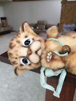 Ooak Bear, Ooak Cat, Ooak Kitten, Realistic Ooak Kitty, Ooak Cheetah