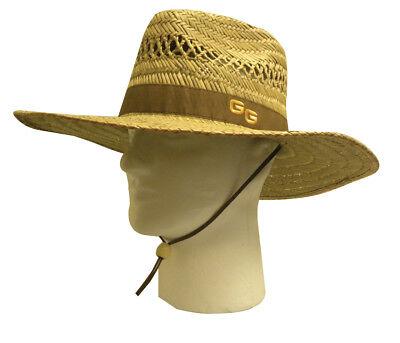 Glacier Glove Black Rock Hat With Vented Shade Khaki