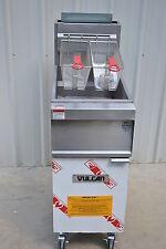 New Vulcan 1gr45m Propane Gas Fryer 1200000btu