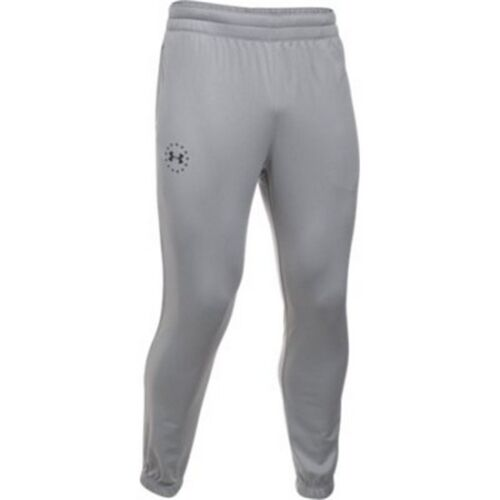 Size 3X-Large Under Armour 1276948 Men/'s Heather Gray Freedom Tricot Pant