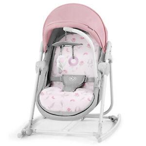 Kinderkraft-Baby-Bouncer-5in1-UNIMO-2020-Infant-Rocker-Swinger-Chair-Crib-Pink