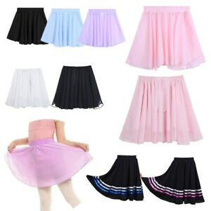 Bambine-Bambini-GONNA-TUTU-Ballo-Balletto-Danza-Indossare-Festa-in-Costume-principessa-Pettiskirt