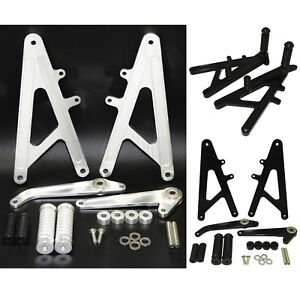 Details about Race Rearsets Footrests Foot Rest Peg Rear Set Fit HONDA  RS125 RS 125 GP RS125GP