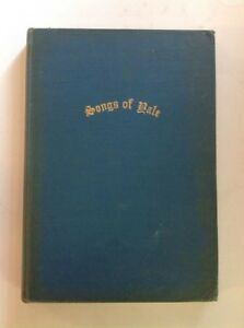 Songs-Of-Yale-250th-Anniversary-Edition-Compiled-By-Marshall-Bartholomew-1953-HC