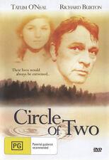 DVD Circle of Two (1981) Richard Burton, Tatum O'Neal, Jules Dassin dir