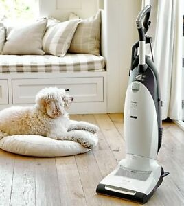AWESOME-Miele-Dynamic-U1-Cat-and-Dog-Upright-Vacuum-Lotus-White-LOWEST-PRICE