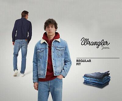 New Genuine Wrangler Skinny Fit Jeans Pant Bottom Trouser For Men