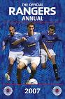 Official Rangers FC Annual 2007: 2007 by Grange Communications Ltd (Hardback, 2006)