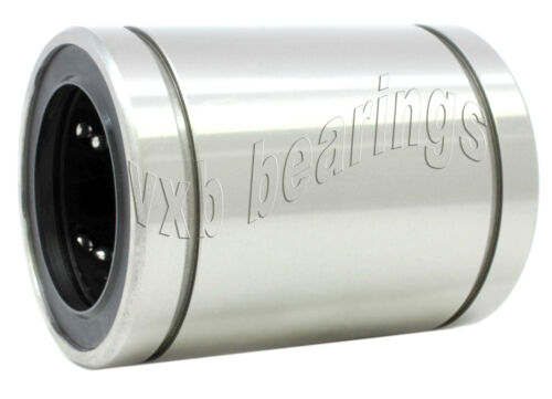 "LBB6UU  3//8/"" inch  Linear Motion Ball Bushing with Seals"