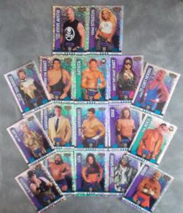 Sports Mem, Cards & Fan Shop Sports Trading Cards topps WWE 2018 SLAM ATTAX LIVE Champion Foil Trading Card SINGLES 1-32 choose