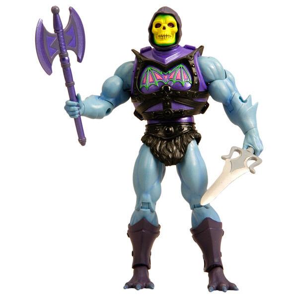 MOTUC Battle Armor Skeletor Masters of the Universe Classics 2015 He-Man Nuovo