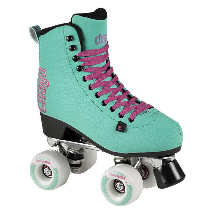 CHAYA Rollschuhe Rollschuhe Rollschuhe Powerslide Damen MELRosa Rollerskate Skates, 810584 3af676