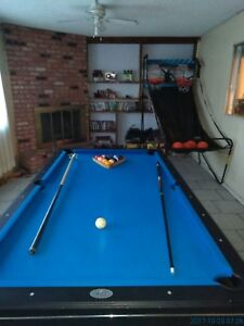 Pool Table And Accessories By Fats Ft EBay - Fats pool table