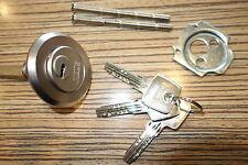 Abus Kastenschloss Rundzylinder > + 3 x EC550 Wende Schlüssel . ungebraucht