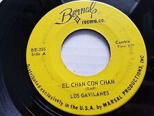 """LOS GAVILANES - El Chan Con Chan / Que Padre Es La Vida 70's CUMBIA RANCHERA 7"""""""