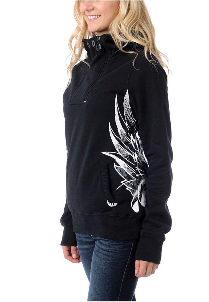 Metal Mulisha Mulisha Mulisha Ladies Saucy Hoodie Size S 0cfd0b