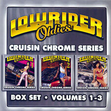 Lowrider Oldies, Vol. 1-3: Cruisin' Chrome Series [Box] by Various Artists (CD, Apr-2003, 3 Discs, Thump Records)