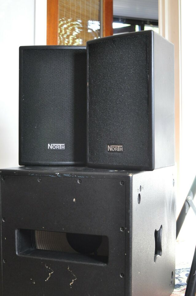 North active system P1000