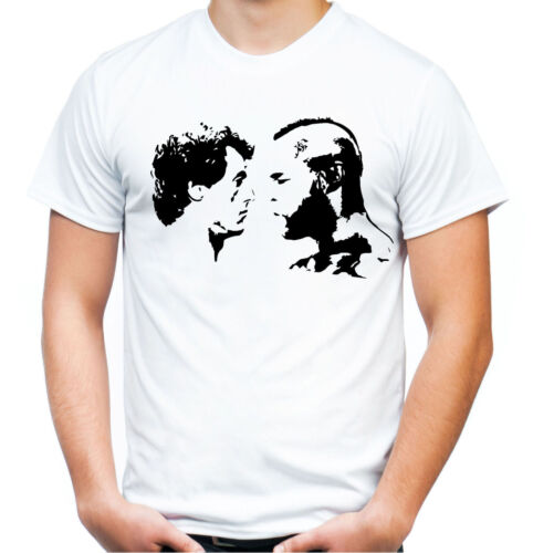 Rocky vs Clubber Hommes T-ShirtBALBOA stallone rocky Expendables Mr T culte