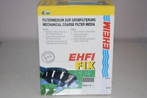 EHEIM-ehfi-Fix-aquarium-Cours-FILTRE-media-1-LTR-paquet-adapte-a-tous-aquarium