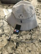 19e369b03 With Tags PELAGIC Fishing Offshore Performance Gray Bucket Hat