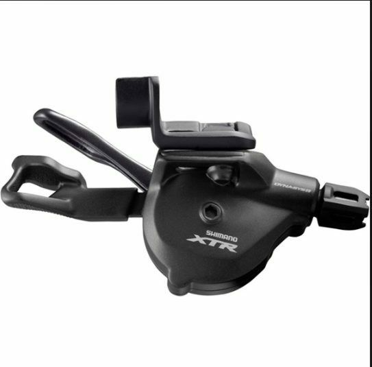 SL-M9000-I XTR 2 3-speed Rapidfire pod, I-spec-II mount, left hand