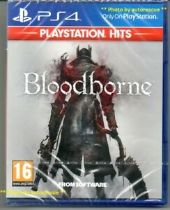 Bloodborne-034-NUOVO-amp-Sealed-039-PS4-quattro