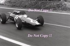 Jim Clark Lotus 25 Winner French Grand Prix 1965 Photograph 8