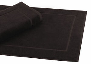 Betz-alfombra-de-bano-PREMIUM-50x70cm-100-algodon-marron-oscuro