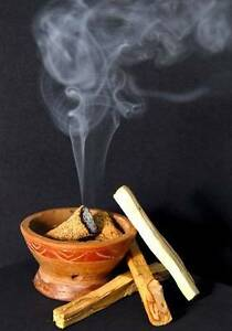 PALO-SANTO-INCENSE-10-Sticks-Aromatic-Smudging-HOLY-WOOD-4-Inches-Each