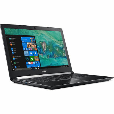 Acer Aspire 7 A715-72G-79BH 15.6-Inch Laptop Computer i7 8GB 1TB