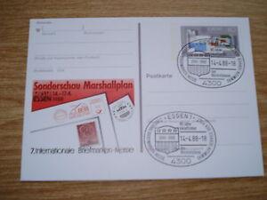 AMP151-Plus-Karte-PlusBrief-Ganzsache-Frankaturgueltig-bzw-Sonderstempel-Porto