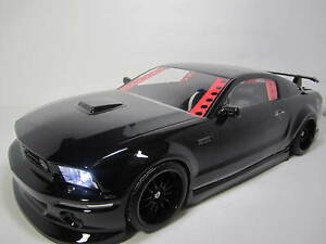 Scale Ford Mustang Rtr Custom Rc Drift Cars