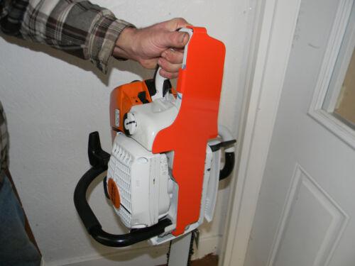 Poignée Réservoir Guard New Custom enduit de poudre orange pour tronçonneuse STIHL MS661