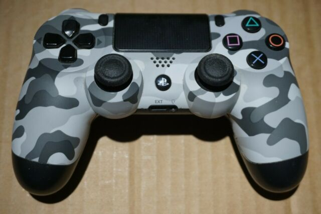 Playstation 4 PS4 Controller Camo Wireless Tested