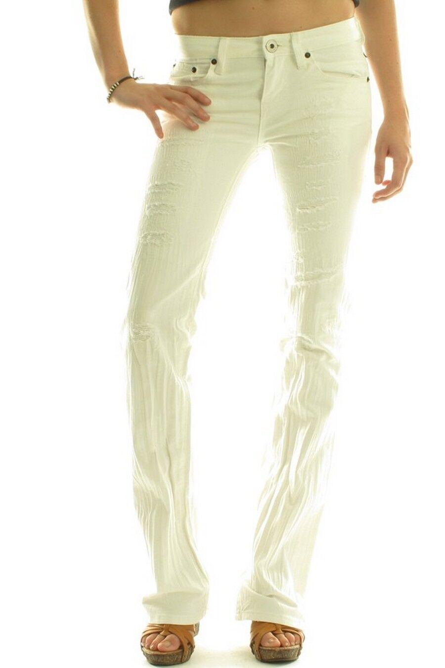 CHRISTIAN AUDIGIER Venice Luxury Designer Woherren Stiefelcut Jeans