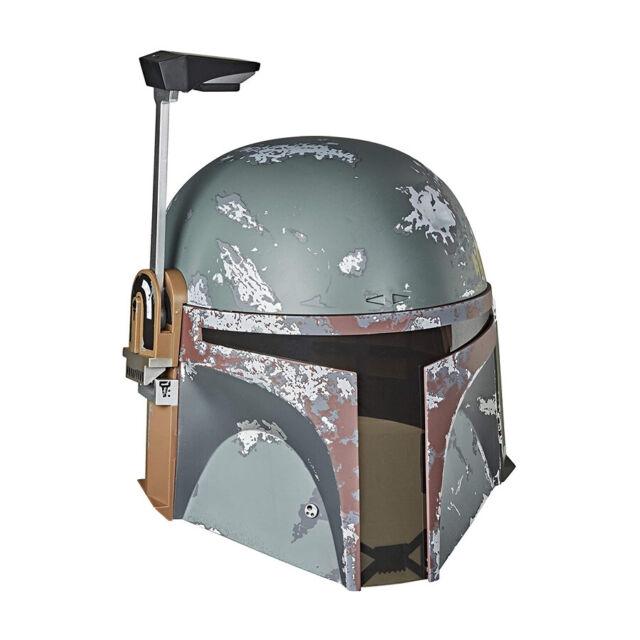 Star Wars - Black Series - Boba Fett Electronic Helmet 1/1 Replica Hasbro