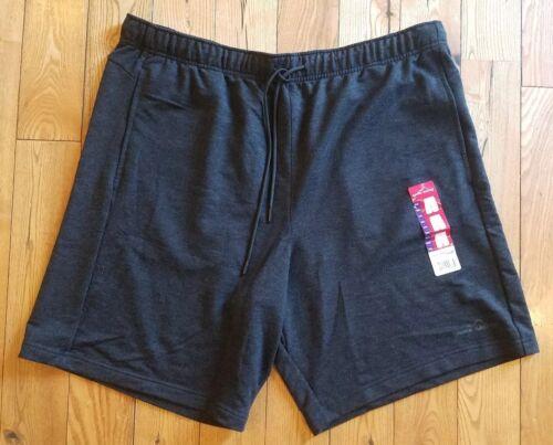 NWT Men/'s Black EDDIE BAUER Pocket Lounge Drawstring Shorts Size Medium M $50