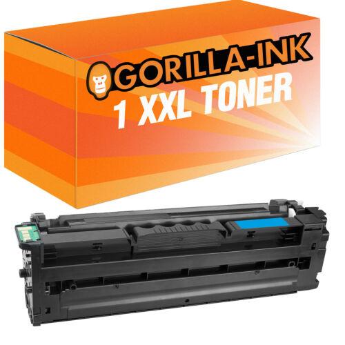 TONER XXL CIANO PER SAMSUNG clt-c505l ProXpress C 2620 DW C 2670 FW C 2680 FX