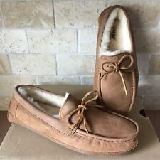 1ea9c015f2a UGG Australia Byron Suede Moccasin Slippers Shoes 10 for sale online ...