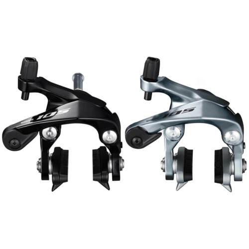 Shimano BR-R7000 105 Bicycle Caliper Brake Sunken Nut Front /& Rear Set Aluminum