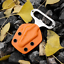 EDC multi-function screwdriver tactical wrench survival tools key pendants