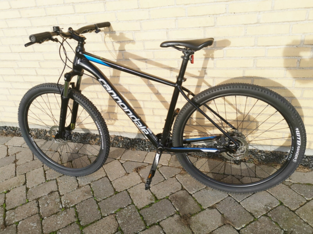 Cannondale Trail 7, hardtail, Large (20) tommer, 20 gear…