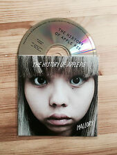 The History Of Apple Pie Mallory Promo CD 2011 Roundtable Recordings