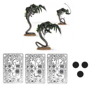 Necron-Canoptek-Wraiths-Squad-New-amp-On-Sprue-Warhammer-40K
