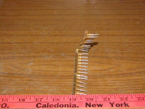 Burndy SC20M1D70  2 Piece Strip HYFEN Lots of 25