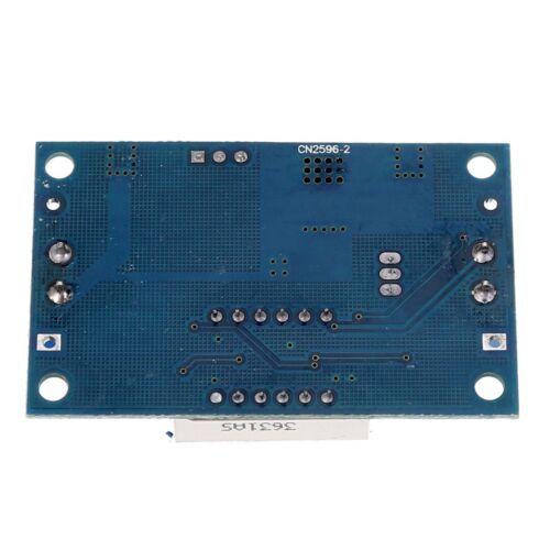 LM2596 Buck Step-down Power Converter Module DC 2.5~40V to 1.25-37V Voltmeter
